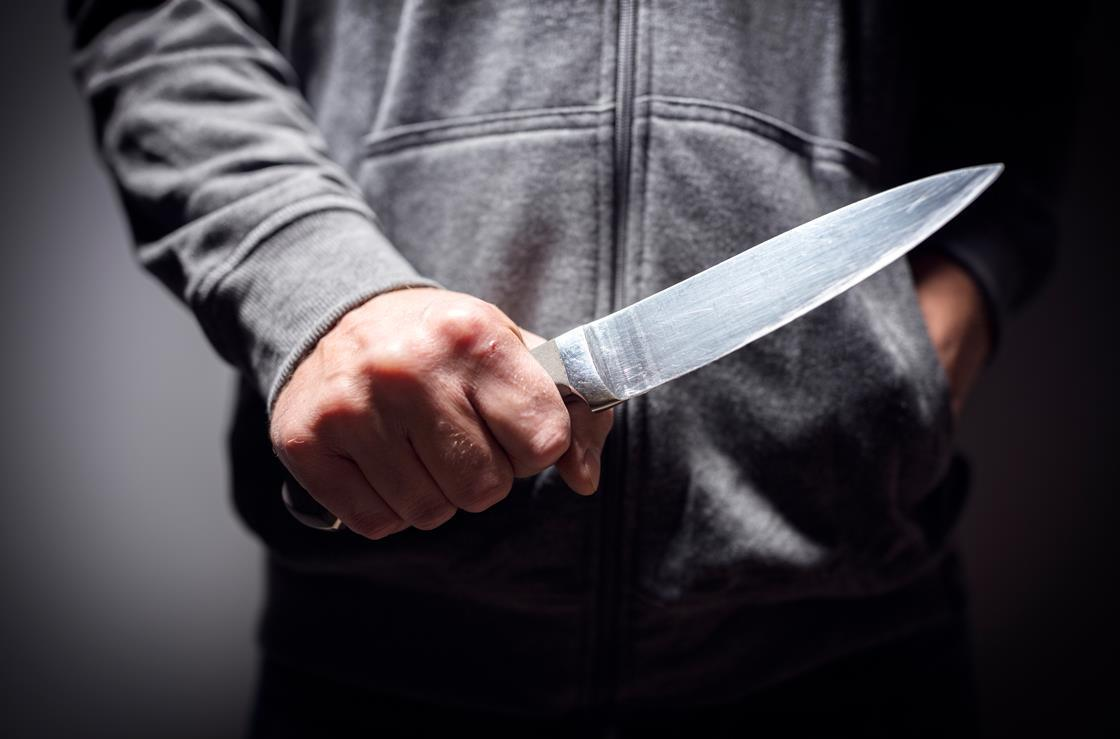 Court security staff seize 473 knives in four months - at one site