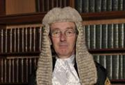 Lord justice mcfarlane