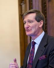 Dominic Grieve QC MP delivers the Law Society Rule of Law Lecture