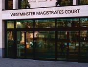 Westminster magistrate'