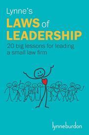 Laws of Leadership by Lynne Burdon
