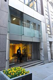 SRA London office