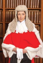 Mrs Justice Moulder