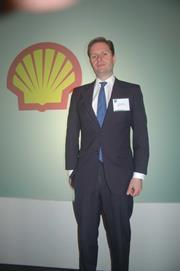 Michael Coates, Shell UK