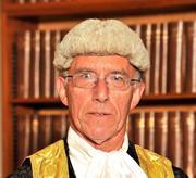 Mr Justice Davis