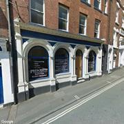 Prescott's firm in Kidderminster.