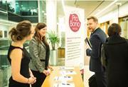 Banner photo of member at the National Pro Bono Week events