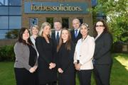 Forbes solicitors partners  associates may 2017