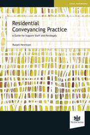 Residential Conveyancing Practice