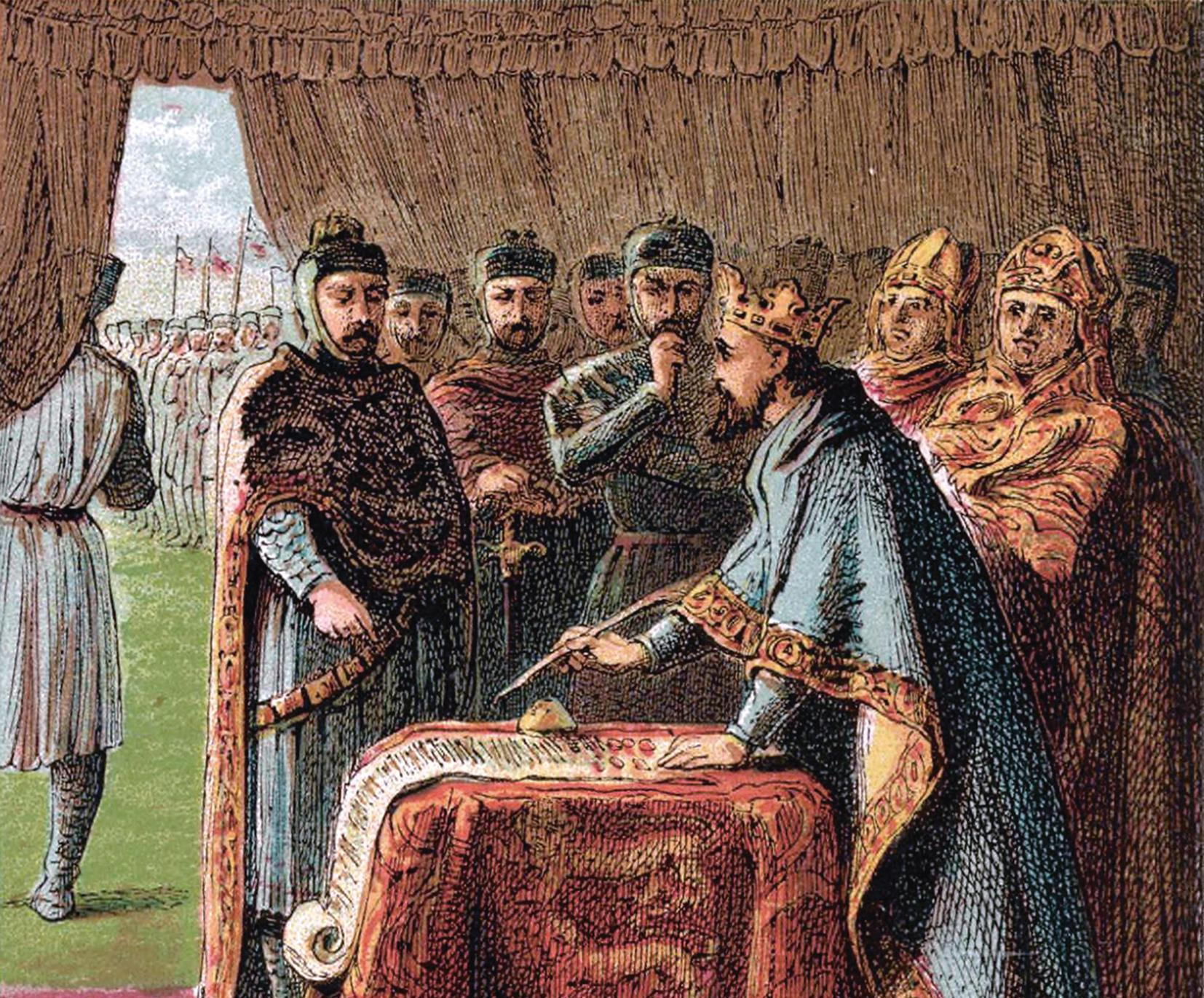 1215 magna carta book review Magna carta: the foundation of freedom 1215-2015 9 apr about an englishman who rose in the years of turmoil leading up to the magna carta book format.