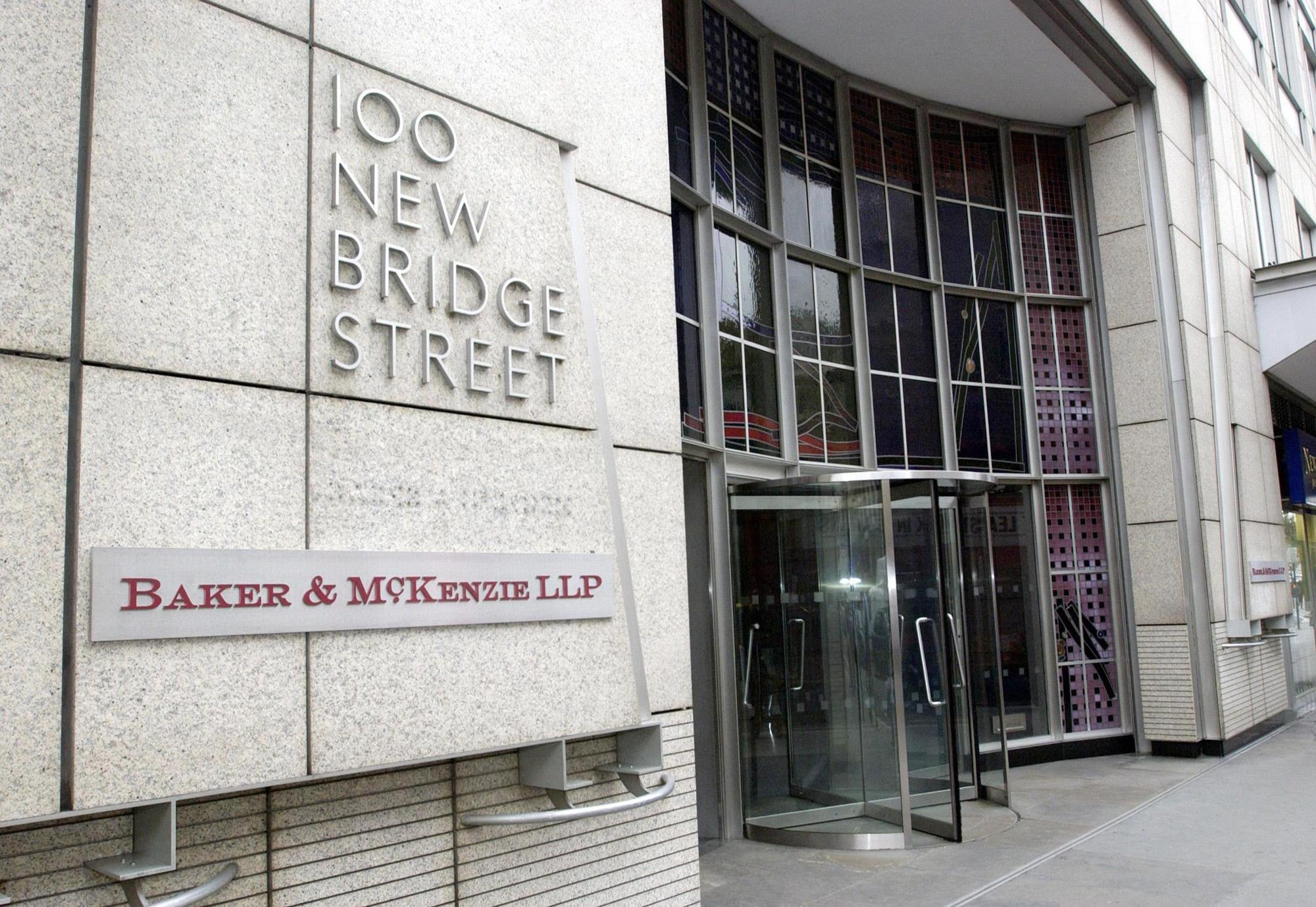 Baker McKenzie chair to take time out due to 'exhaustion'