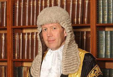 Image result for lord justice treacy
