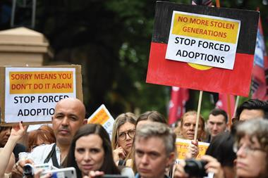 Stop forced adoption