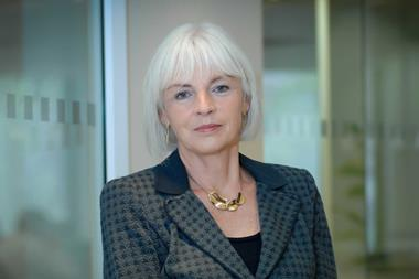 Enid Rowlands, chair of the SRA Board