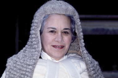 Judge rose heilbrand