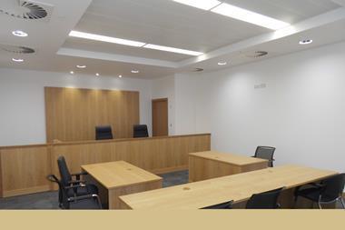 Birmingham Civil Justice Centre