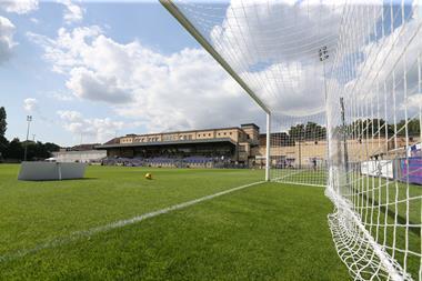 Dulwich Hamlet football ground