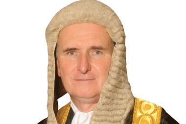 Lord Justice Lloyd Jones