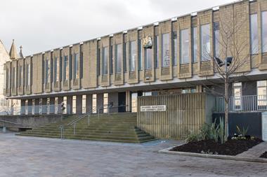 Bradford magistrates
