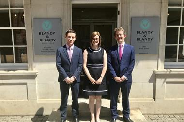 Blandy and blandy
