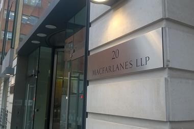 Macfarlanes office, London