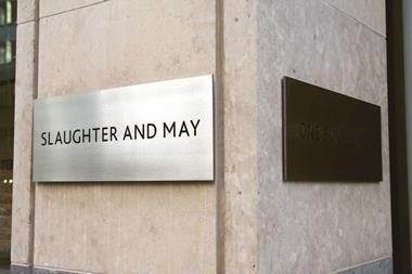 Slaughter & May
