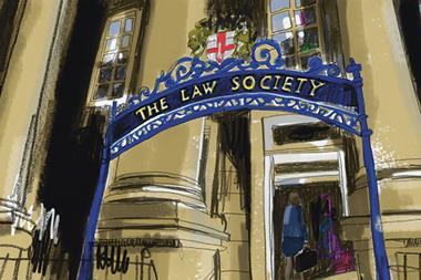 Law Society illustration