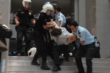 Turkey arrest