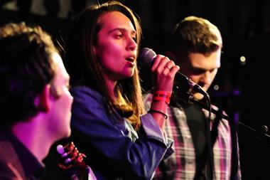The Rudnicks play unplugged at the Bedford, Balham