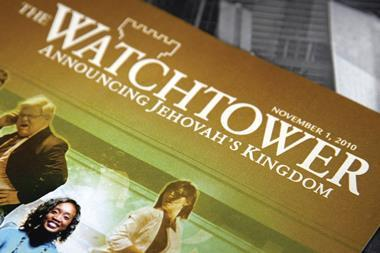 Jehovah watchtower