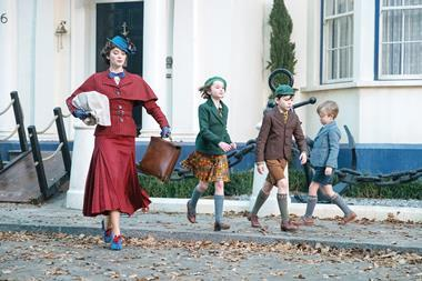 Mary Poppins returns perpetuates inflexible lawyer stereotype