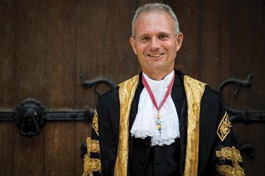 David lidington robes