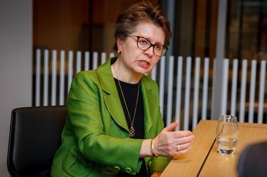 Janet Legrand QC