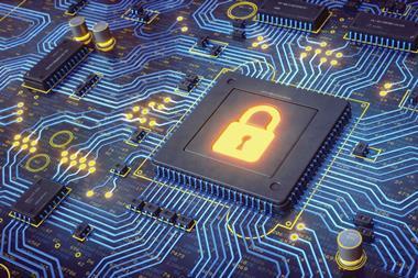 Data lock computer