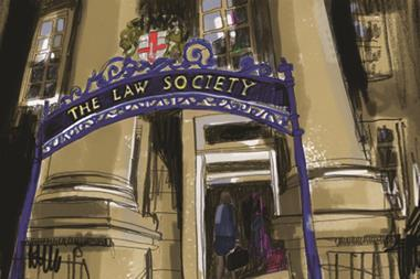 Law Society Chancery Lane illustration