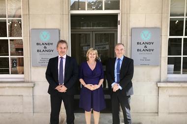 Blandy & Blandy LLP
