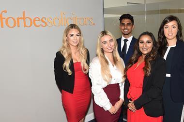 Forbes employment team