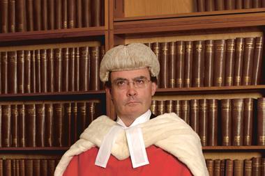 Mr Justice Flaux
