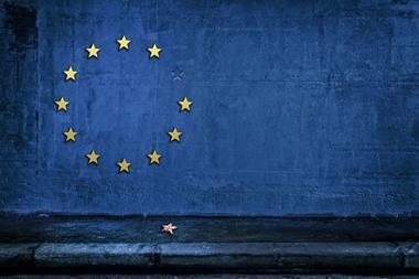 Euflag brexit