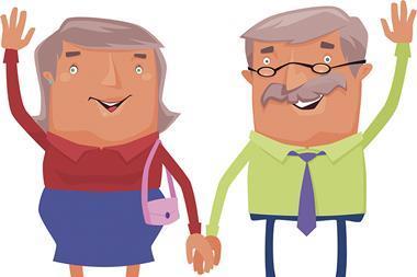 Retirement cartoon