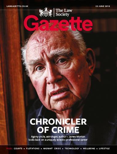 Law Society Gazette 25 June 2018