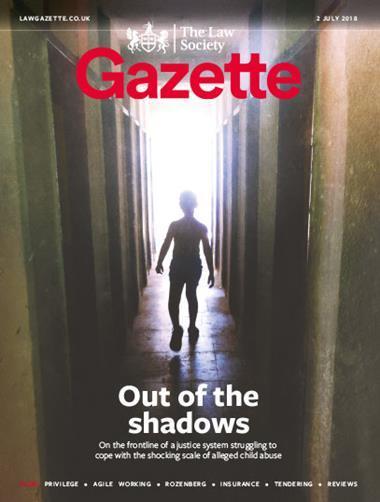 Law Society Gazette 2 July 2018