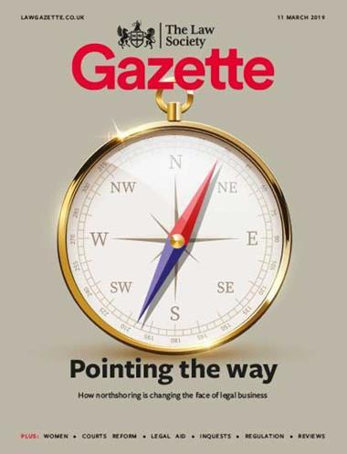 Law Society Gazette 11 March 2019