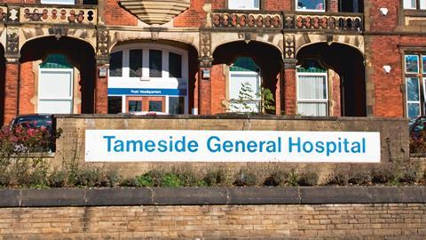 Tameside hospital nhs