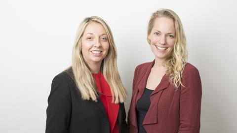 Charlotte Beddoe and Rebecca Stannard