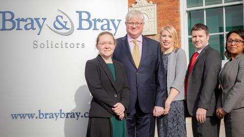 Bray and bray solicitors