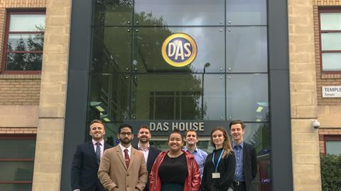 DAS Law graduate intake