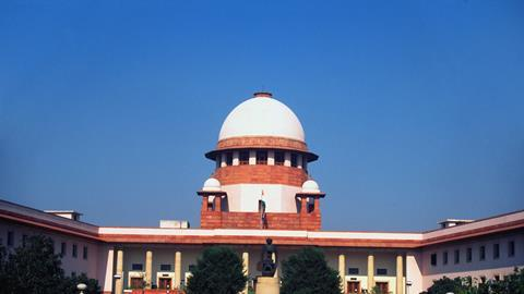 Supreme Court, Delhi India