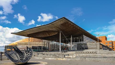 Wales parliament