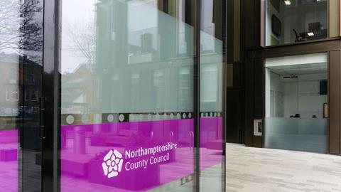 Northamtonshire county council